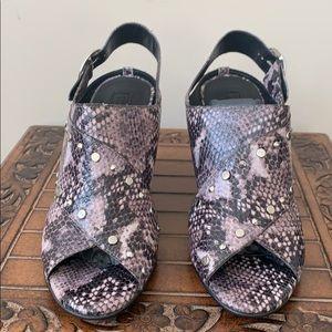 Top Shop Shoes (Snake Skin Multi )